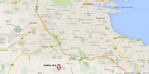 Hellfire Club Map From City Centre